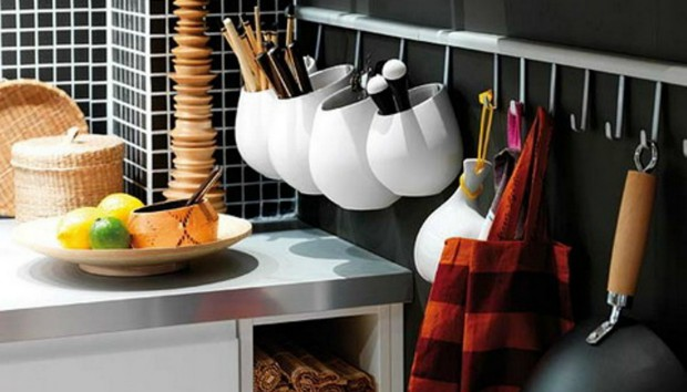 Οι πιο Έξυπνες Ιδέες για να Οργανώσετε Αποτελεσματικά την Κουζίνα σας