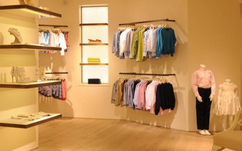 Σε ξεχωριστό δωμάτιο βρίσκονται τα παιδικά ρούχα