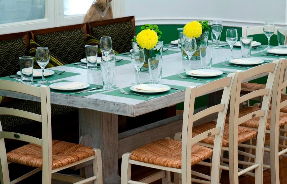 Το υπέροχο εστιατόριο Μάνη Μάνη
