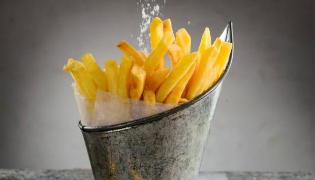 Πατάτες Τηγανητές που Φτιάχνονται στο Φούρνο!