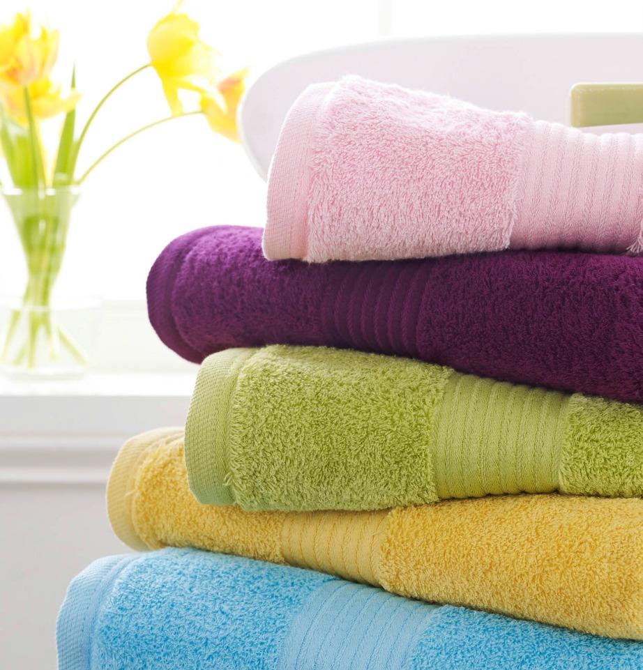 Με αυτό το τρικ οι πετσέτες σας θα μυρίζουν σαν καινούριες.