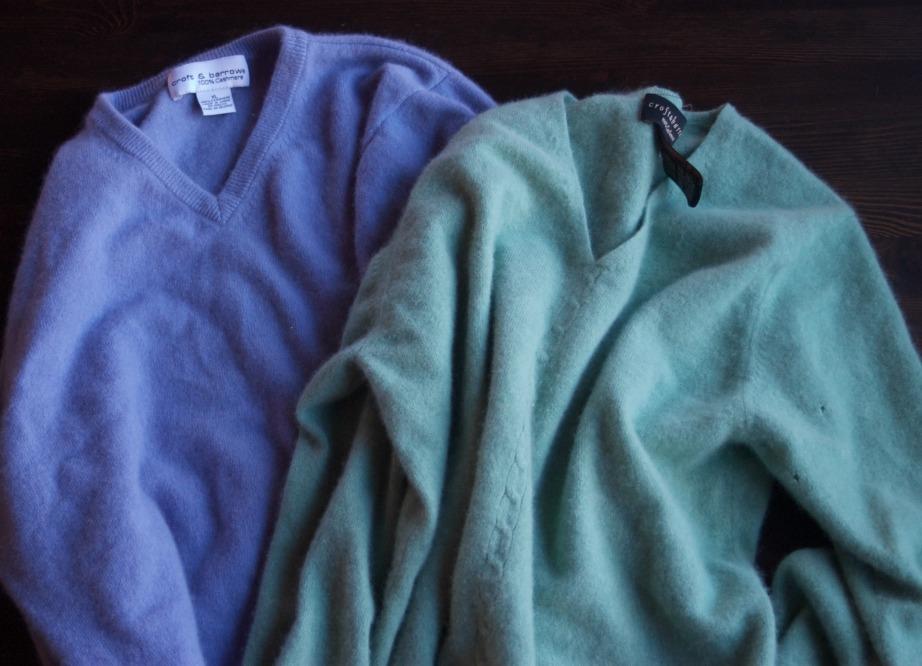 Φτιάξτε μόνοι σας αρωματικό σπρέι για τα πουλόβερ.