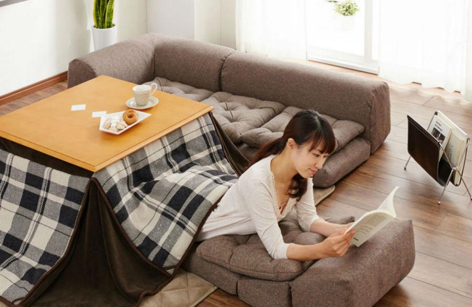 Με το Kotatsu θα κάθεστε πάντα στα ζεστά!