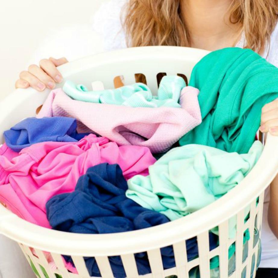 Μην αφήνετε τα ρούχα σας μέσα στο πλυντήριο για πολύ ώρα και διπλώστε τα πριν τα σιδερώσετε.