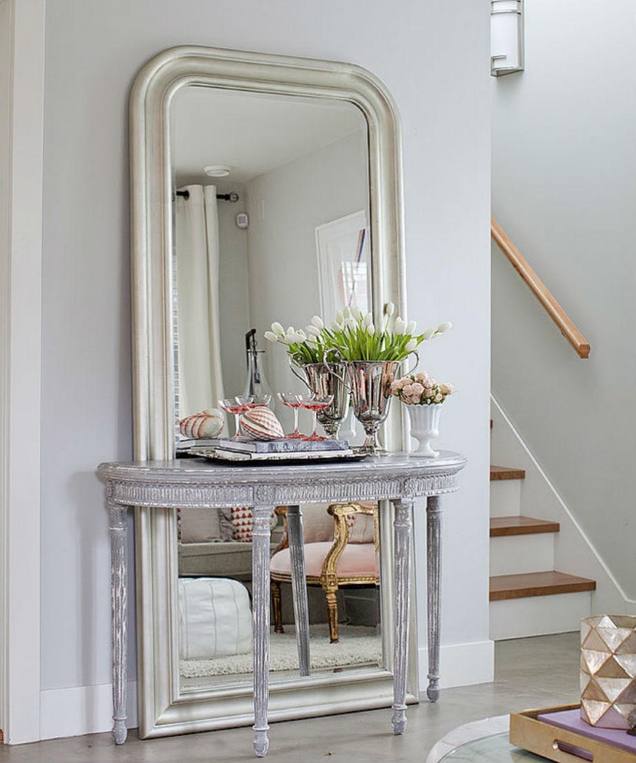 Ένας καθρέφτης για όλα... τα μικρά σπίτια!