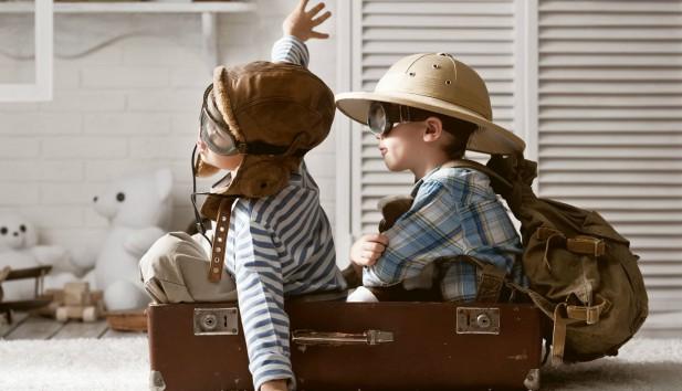 Κάντε πιο Εύκολο το Ταξίδι για τα Παιδιά σας