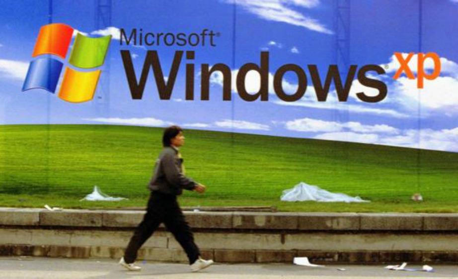 Τα Windows XP χρησιμοποιούνται ακόμα σε κάποιες χώρες παρόλο που η Microsoft ανακοίνωσε πως δεν πρόκειται να βγάλει άλλες ενημερώσεις.