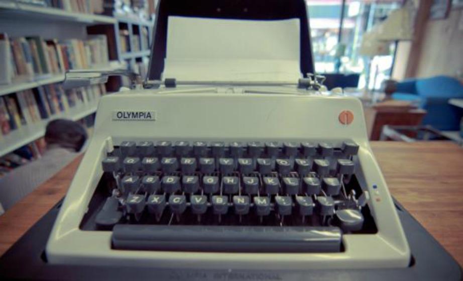 Οι γραφομηχανές στην Ελλάδα θεωρούνται πλέον vintage, ενώ στην Αμερική μερικά γραφεία τελετών τις χρησιμοποιούν πολύ.