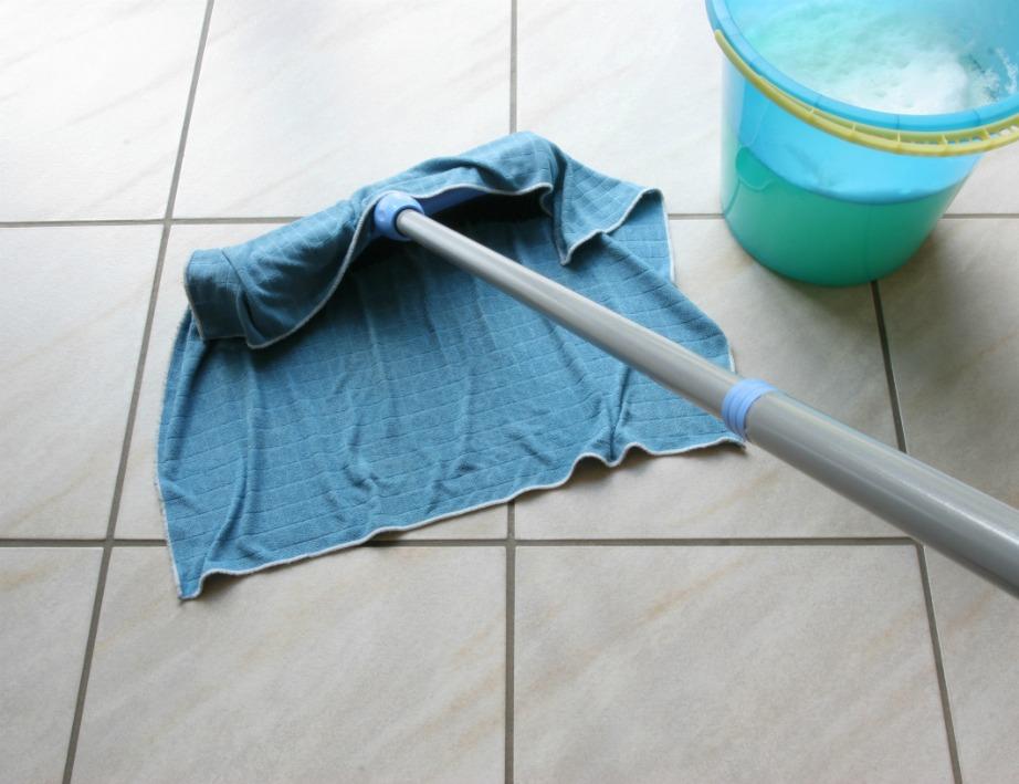 Το πρώτο βήμα είναι ο σωστός καθαρισμός.