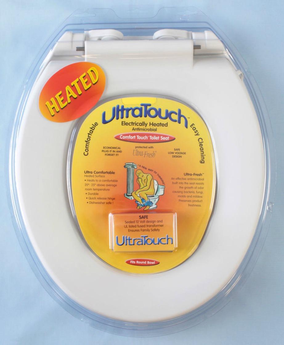Αυτό είναι το κάθισμα τουαλέτας που θα σας ζεστάνει τις κρύες μέρες του χειμώνα.