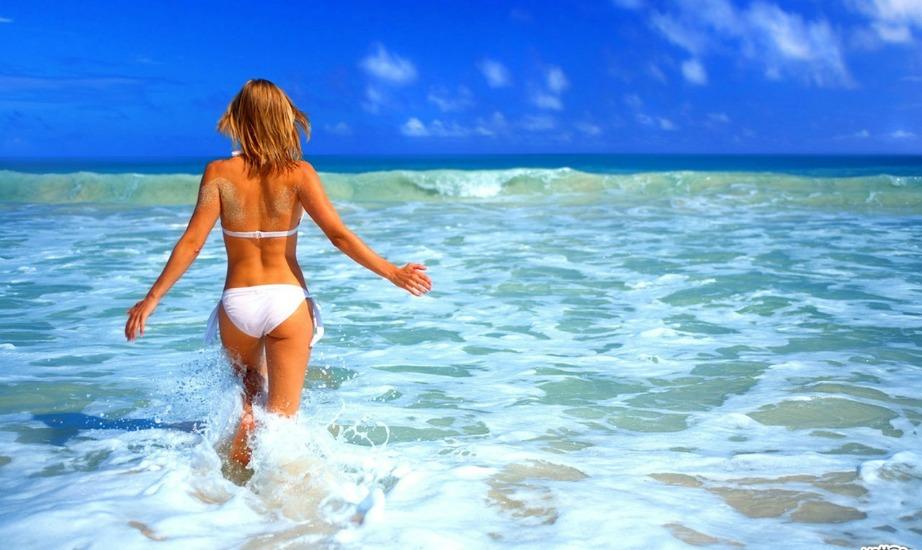 Μην παραβλέπετε να αλλάζετε μαγιό μετά το κολύμπι στην θάλασσα και πριν φύγετε από την παραλία.