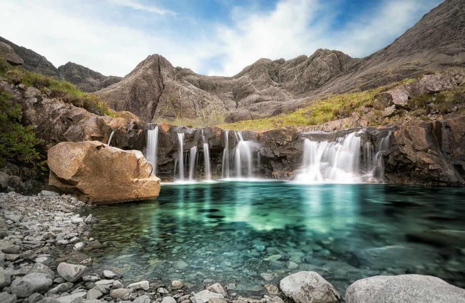 Fairy Pools, Σκωτία
