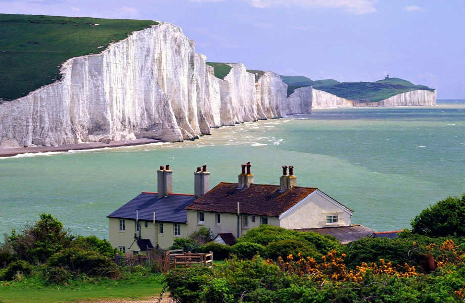 Cliffs of Dover, Αγγλία