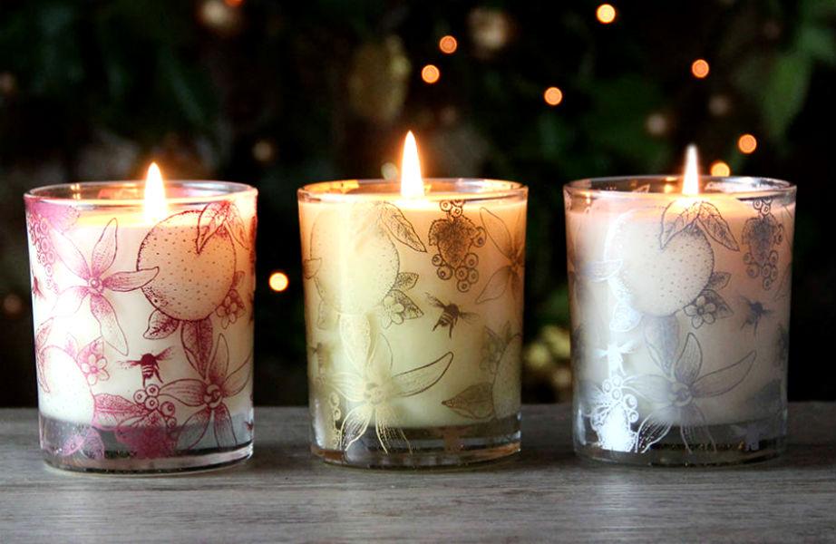 Κεριά μου μυρίζουν... χειμώνα; Εμείς θα πάρουμε!