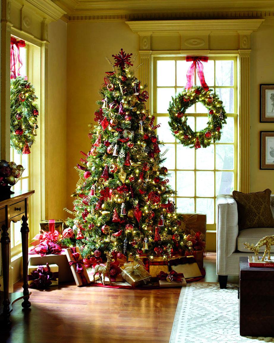 Το τέλειο χριστουγεννιάτικο δέντρο υποδηλώνει ότι είστε λάτρεις της λεπτομέρειας.