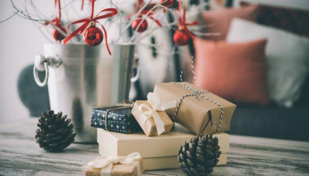 Διακοσμήστε το Σπίτι σας για τα Χριστούγεννα Χωρίς Δέντρο