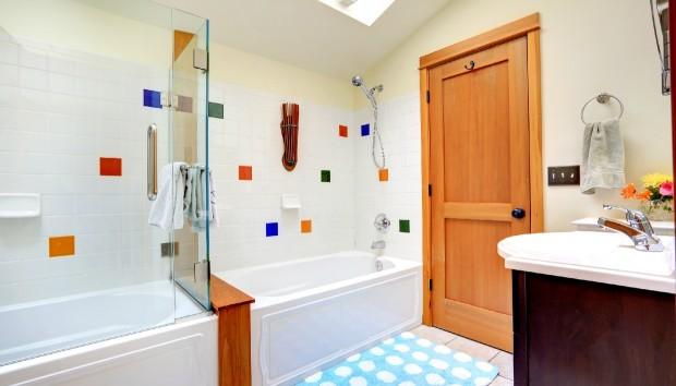 8 Έξυπνοι Τρόποι να Βάλετε Χρώμα στο Σπίτι σας