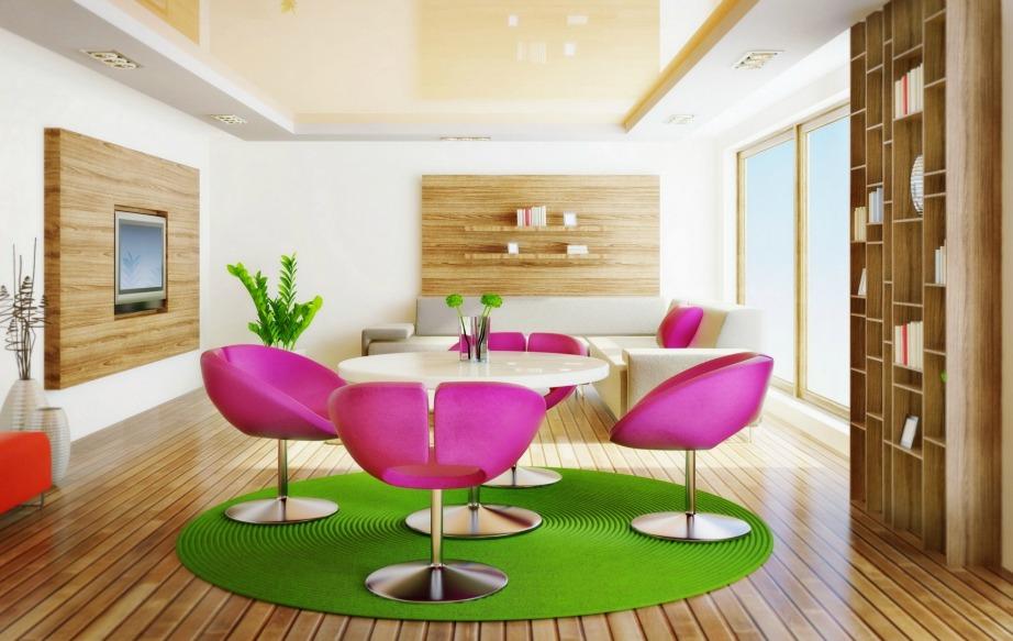 Βάλτε χρώμα στο σπίτι σας.