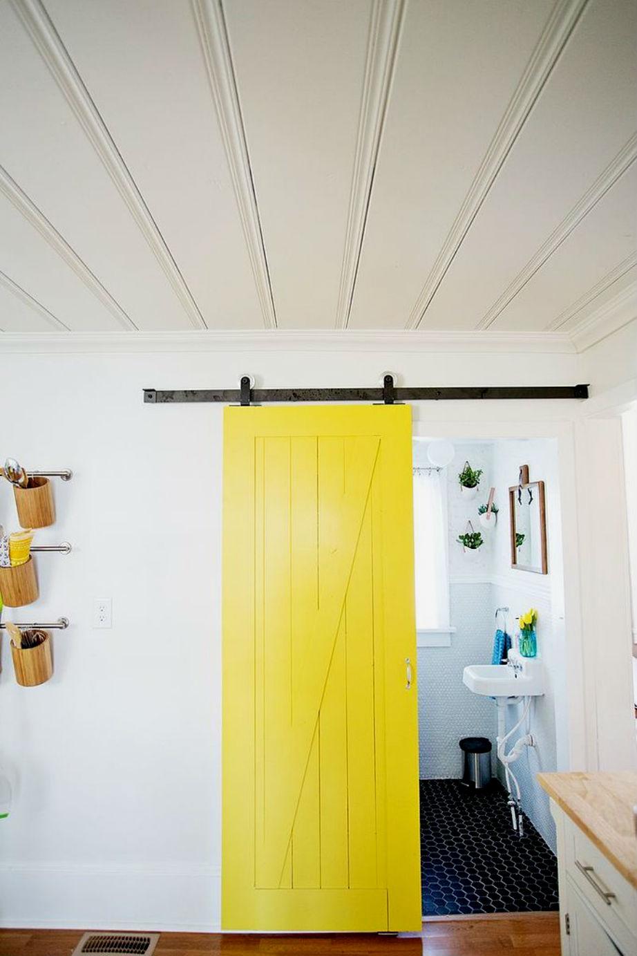 Οι συρόμενες πόρτες είναι must και στο σπίτι σας πια-όχι μόνο στο μετρό.
