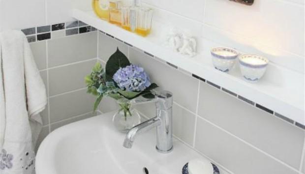Βάλτε το Μπάνιο σας σε Τάξη με 8 Πανέξυπνες Ιδέες!