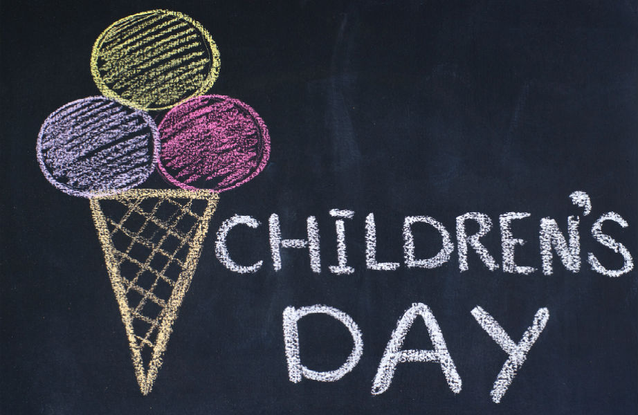 Δωρίζοντας λίγο από το χρόνο σας, κάθε μέρα μπορεί να είναι η μέρα του Παιδιού!