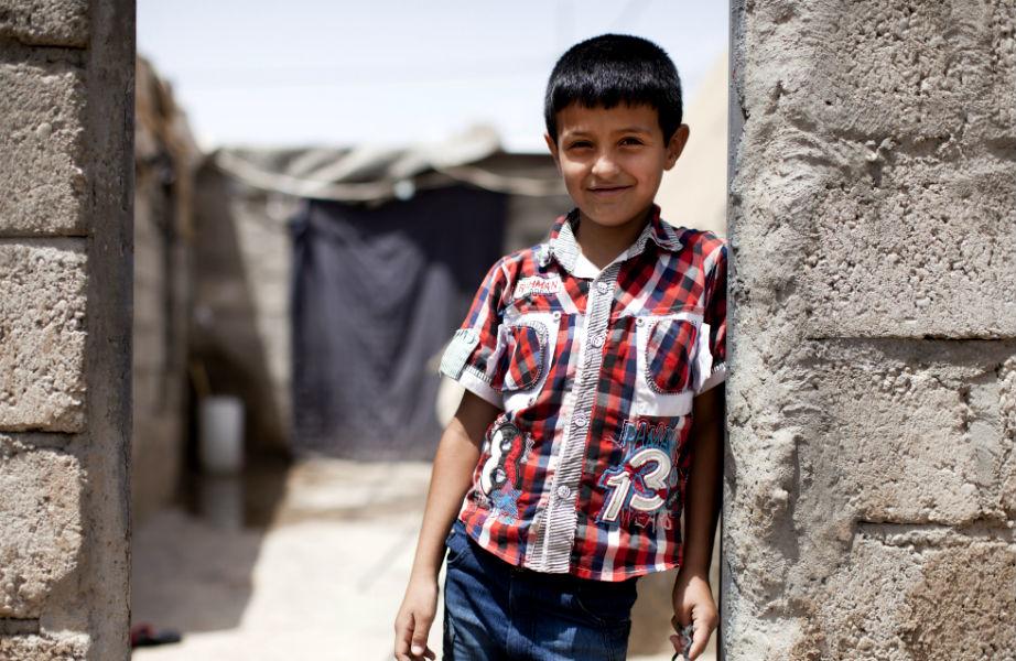 24.000 ασυνόδευτα ανήλικα παιδιά εγκατέλειψαν τις χώρες τους για ένα πιο ειρηνικό αύριο.
