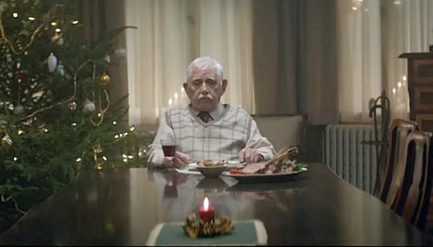H πιο Συγκινητική Χριστουγεννιάτικη Διαφήμιση που Έχετε δει Ποτέ