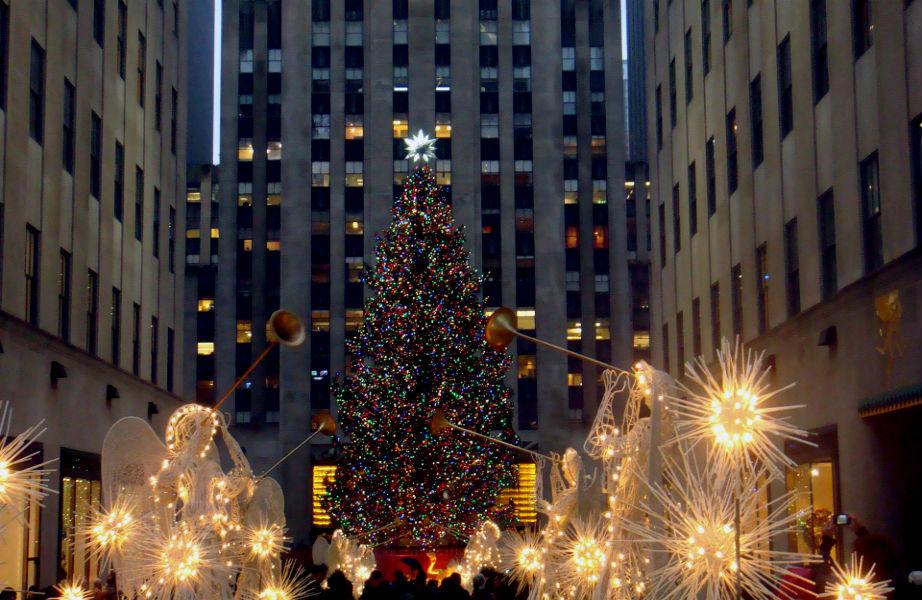 Χριστούγεννα στην Νέα Υόρκη; Το γιορτινό παραμύθι γράφεται μόνο του!