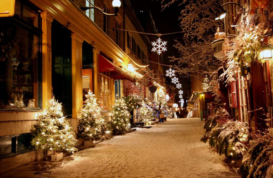 Κεμπέκ για Χριστούγεννα φιλικά για το περιβάλλον!