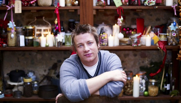 Eggnog: Φτιάξτε το Όπως o Jamie Oliver!