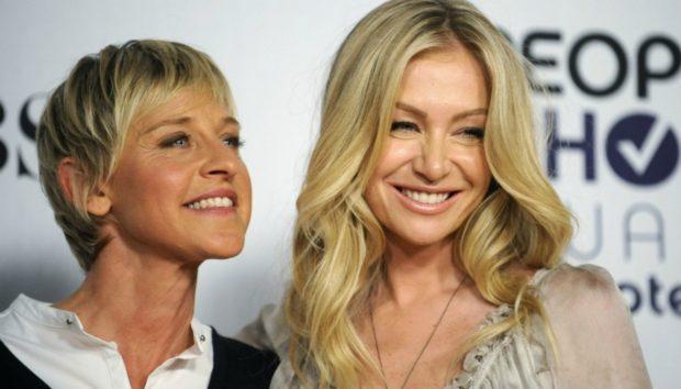 Τα Υπέροχα Διακοσμημένα Σπίτια της Ellen DeGeneres και της Συζύγου της