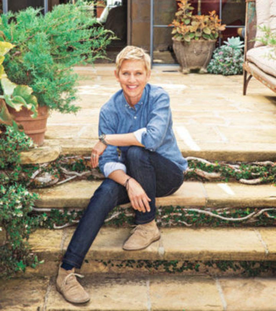 Αν και μεγάλωσε δύσκολα, η Ellen κατάφερε να γίνει μια από τις πιο πλούσιες celebrities παγκοσμίως.