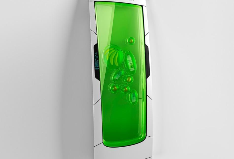 Αυτό είναι το Bio Robot, το ψυγείο του μέλλοντος.