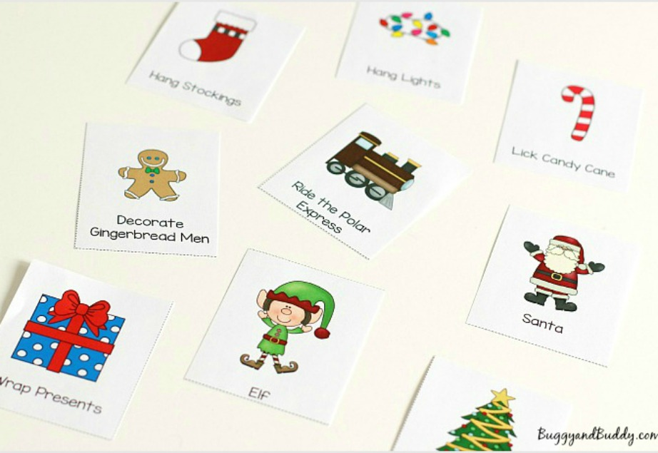 Το Christmas Charades είναι ένα από τα πιο δημοφιλή παιχνίδια της Αμερικής.