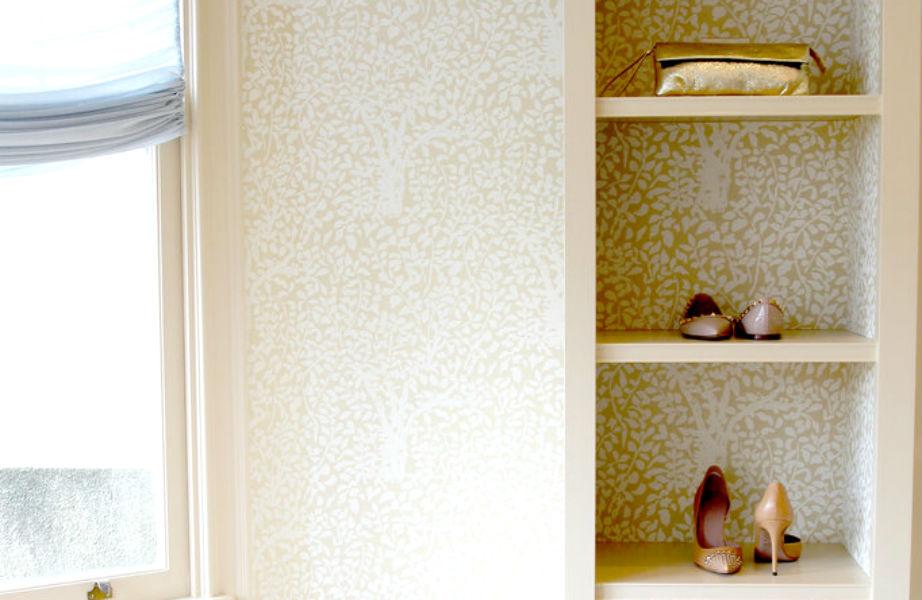 Κρατήστε χώρο στην ντουλάπα σας για τα ρούχα και τα αξεσουάρ που φοράτε.