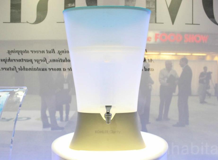 Αυτή είναι η συσκευή φιλτραρίσματος νερού που λανσάρει η Kohler.