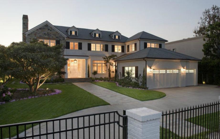 Το σπίτι εξωτερικά.