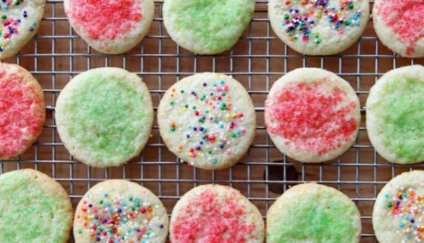 Φτιάξτε Μόνοι σας τα Χριστουγεννιάτικα Μπισκότα της Τεμπέλας!