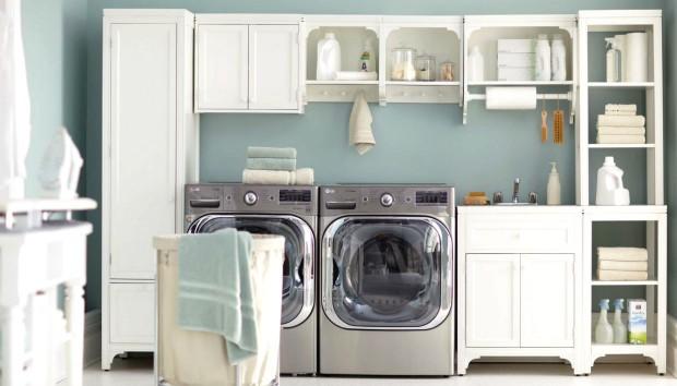 Εξαφανίστε Εύκολα τη Μυρωδιά της Μούχλας από το Πλυντήριο!