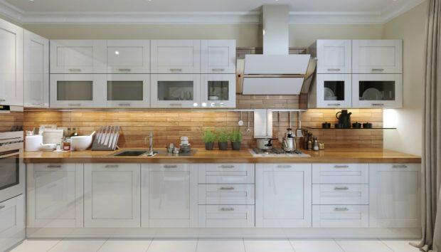3 Οικονομικοί Τρόποι για να Ανανεώσετε τα Ντουλάπια της Κουζίνας