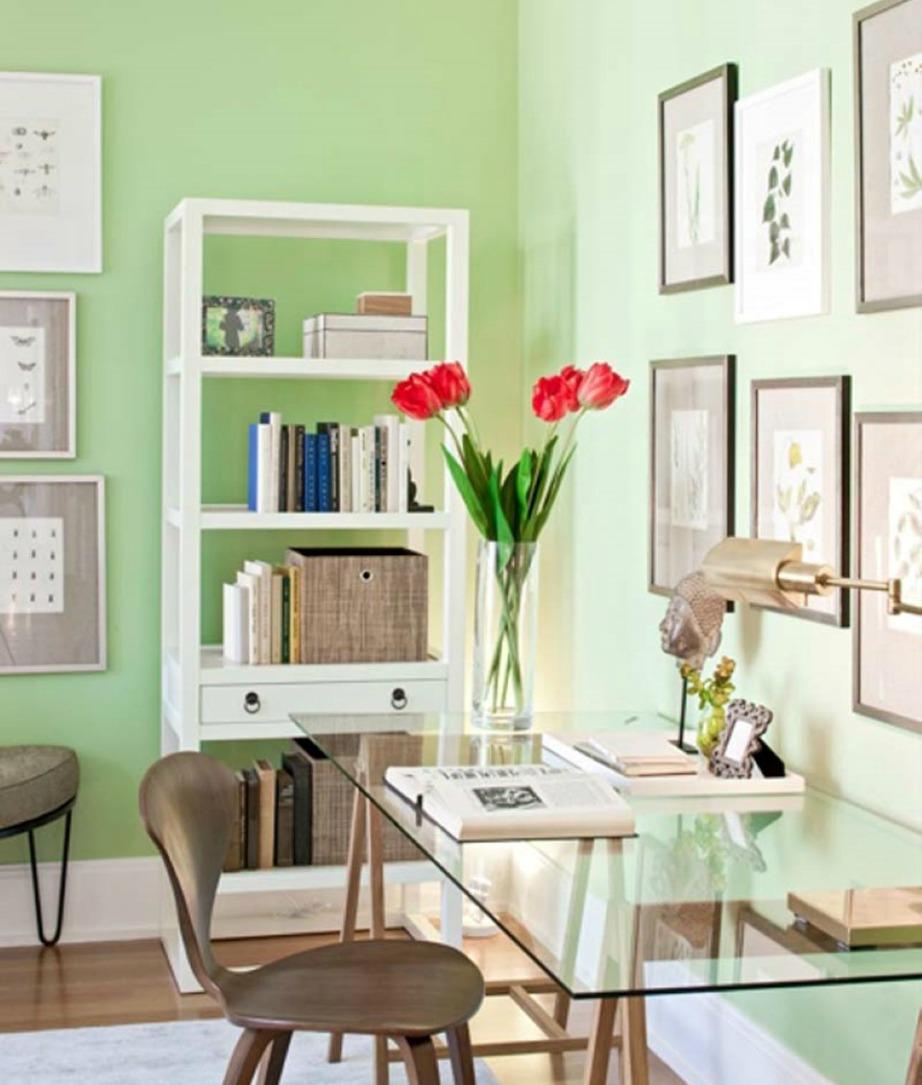 Το πράσινο είναι ένα από τα βασικά χρώματα του πλούτου σύμφωνα με το φενγκ σούι.