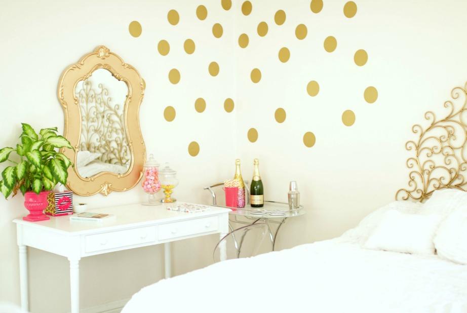 Χρησιμοποιήστε το χρυσό στη διακόσμηση του σπιτιού σας για μεγαλύτερη οικονομική ευημερία.