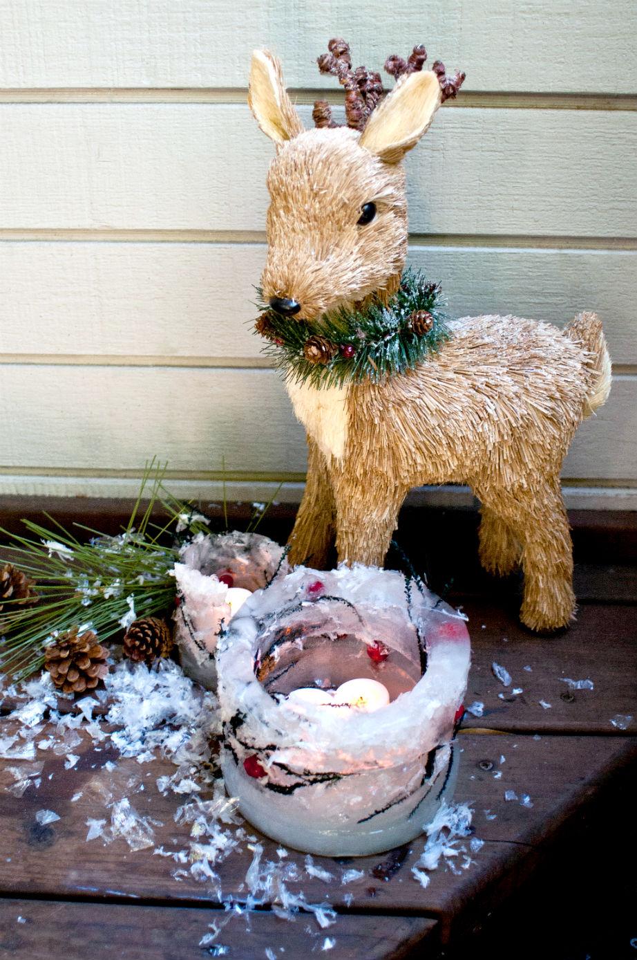 Δώστε έμφαση στην είσοδο για Χριστούγεννα-εξπρές!