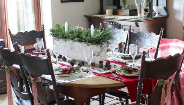 Εκπληκτικές Ιδέες Διακόσμησης με τα πιο Χριστουγεννιάτικα Φυτά και Λουλούδια