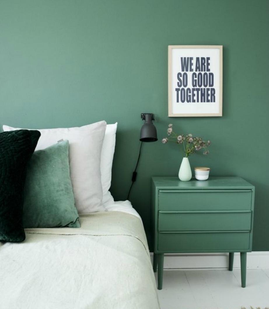 Το πράσινο έχει αμέτρητες αποχρώσεις μέσα από τις οποίες μπορείτε αν βρείτε αυτή που σας αρέσει περισσότερο.