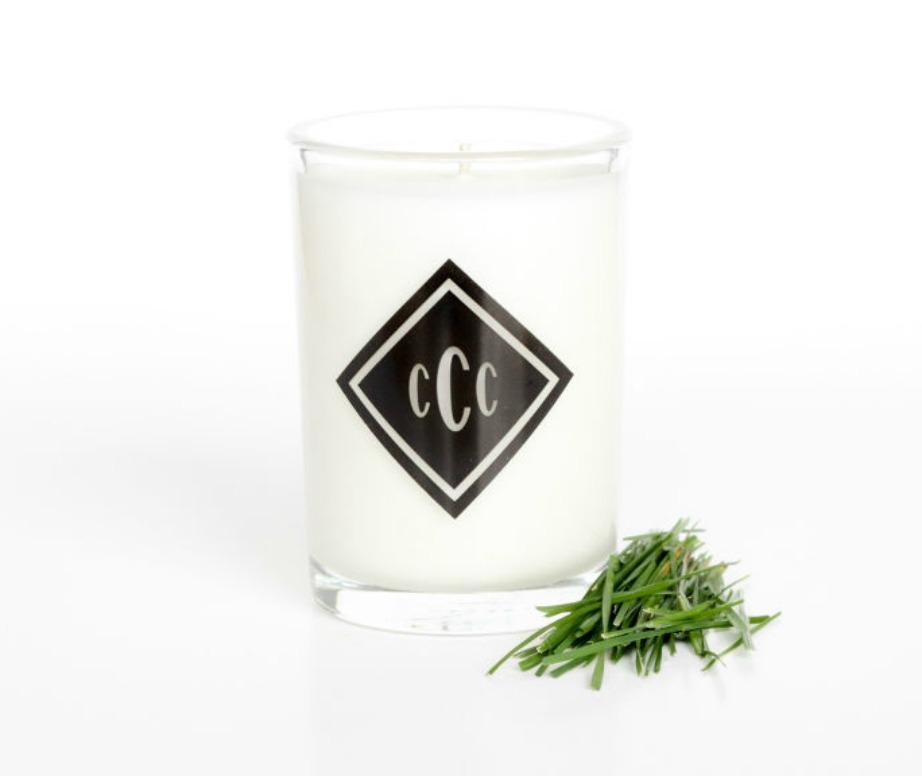 Το γνωρίζετε πως υπάρχουν κεριά φτιαγμένα από άρωμα γρασιδιού;