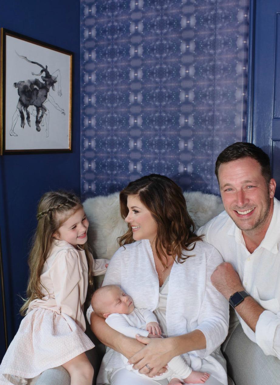 Η όμορφη οικογένεια της ηθοποιού!