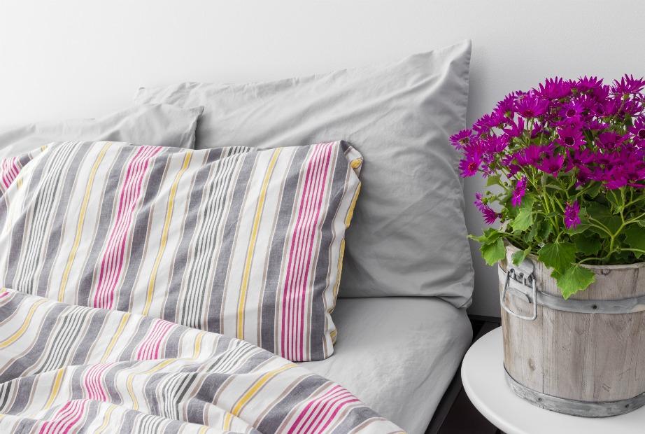 Τα φρέσκα λουλούδια και γενικά οτιδήποτε έχει να κάνει με τη φύση, αποτελεί καλό φενγκ σούι.