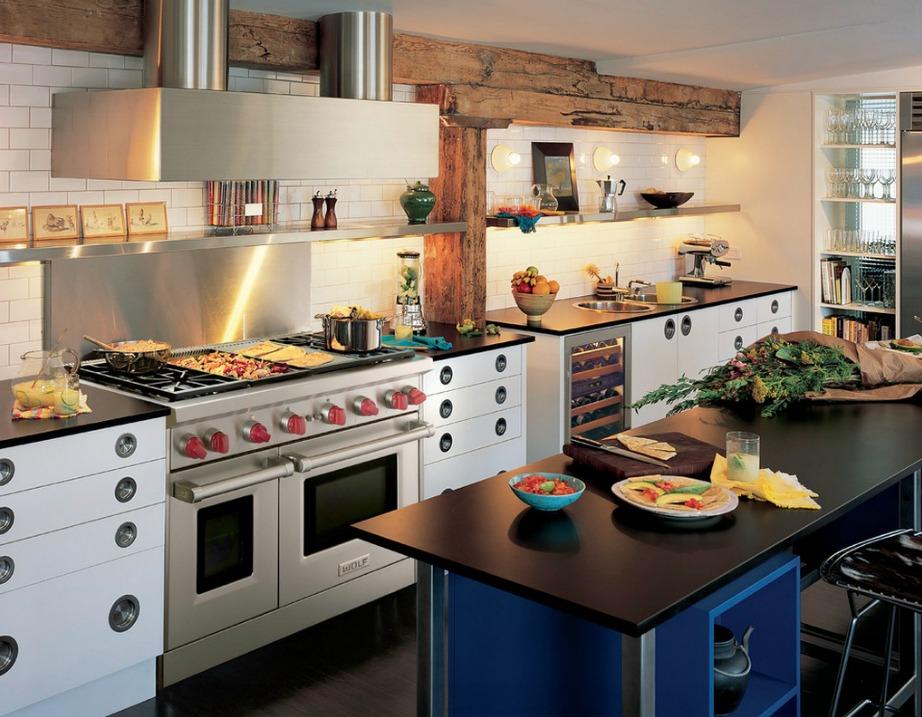 Ο φούρνος και το ψυγείο καίνε αρκετό ρεύμα στην κουζίνα σας.