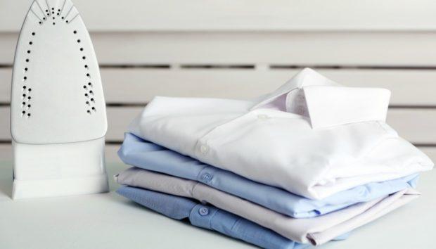«Πώς μπορώ να εξαφανίσω τις κιτρινίλες από λευκό πουκάμισο;»